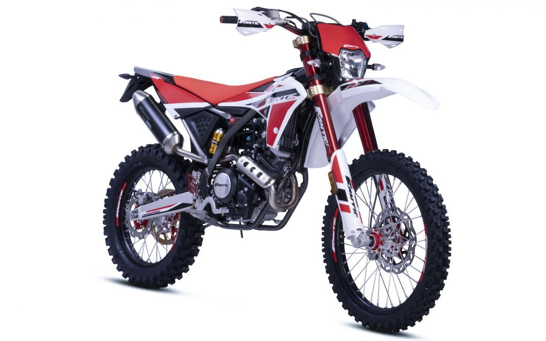 Fantic XEF 125 4T Performance / Competition MY 2021