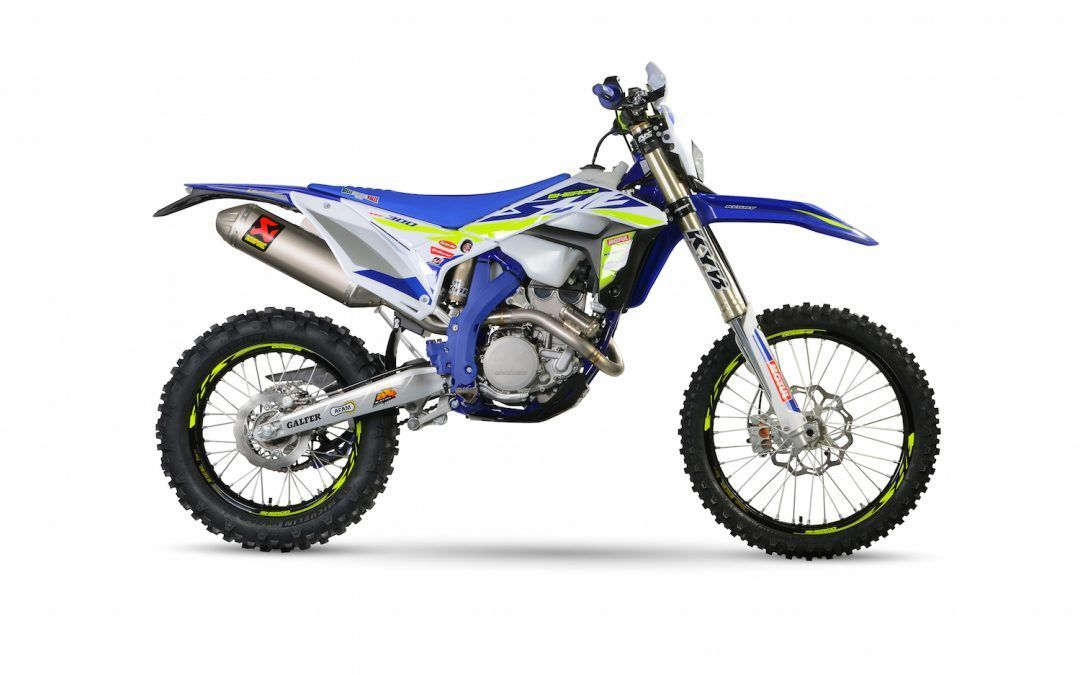 Sherco SEF 250 4T Factory MY 2021