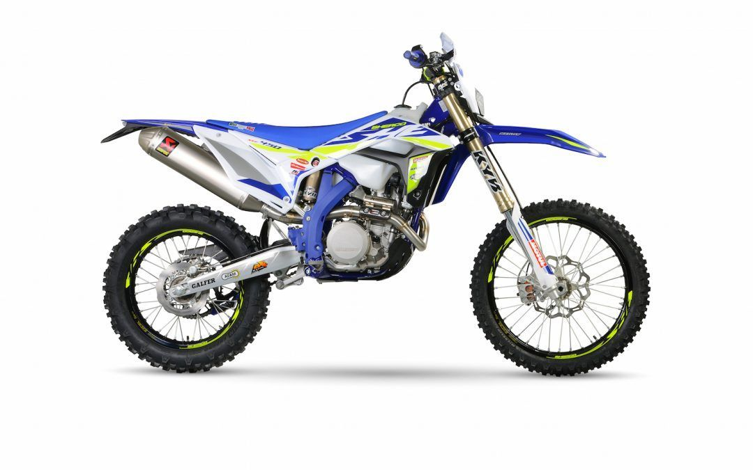 Sherco SEF 500 4T Factory MY2021